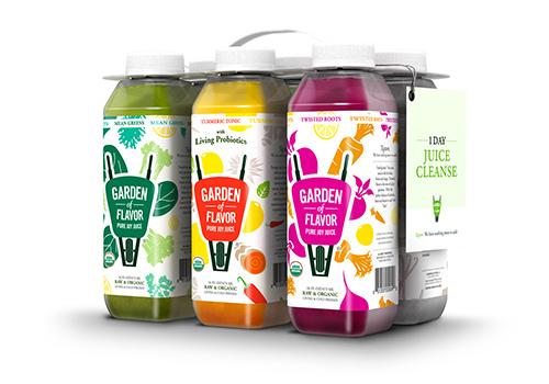 Garden of Flavor Juice Cleanse