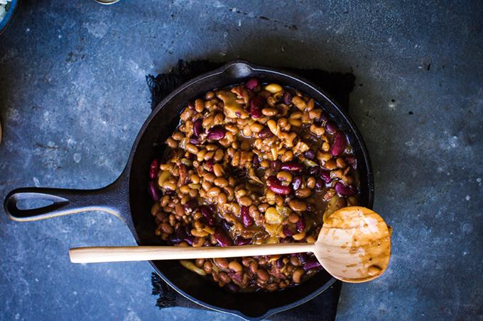 5 Bean Baked Beans