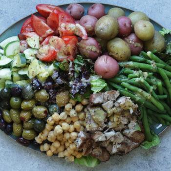 Nicoise Salad with Hawaiian Tuna