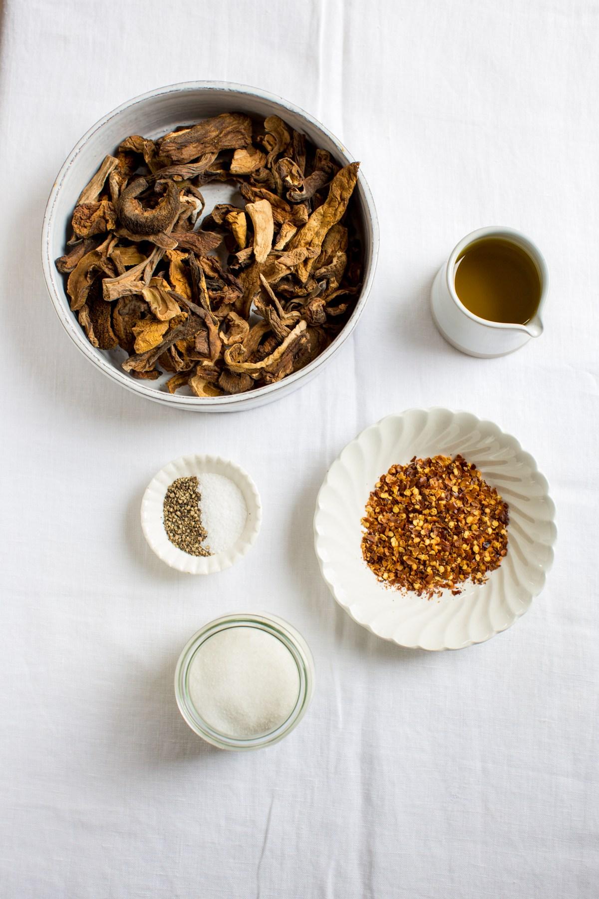 Porcini Rub Ingredients