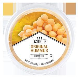 Heinen's organic hummus
