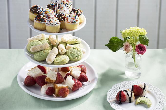 Dessert Serving Platters