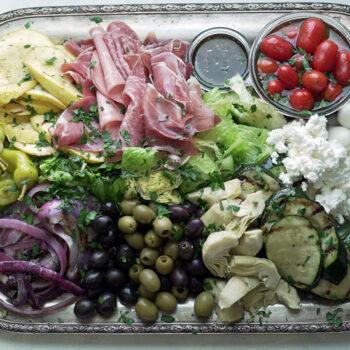Antipasto Platter Salad