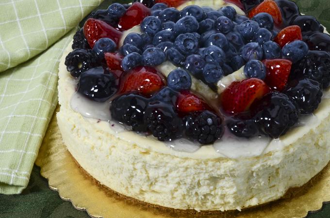 Heinen's Cheesecake