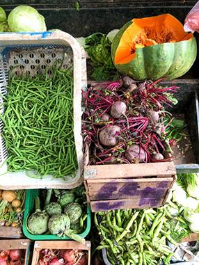 Fresh Produce Market