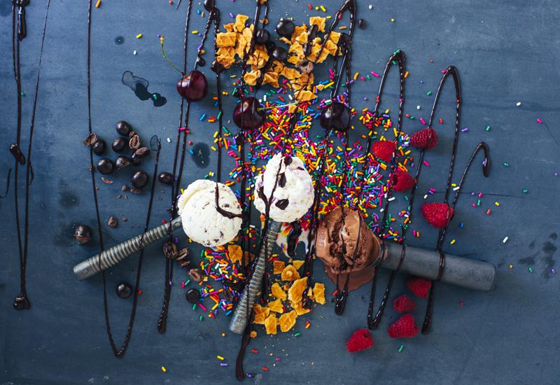 Ice Cream Sundae Header