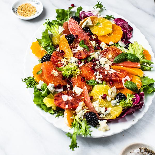 Sunny Citrus Salad