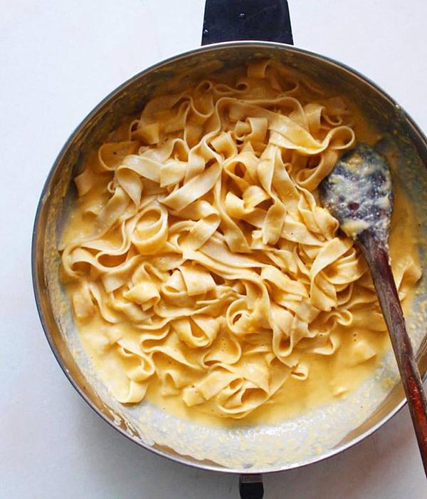Flour Pasta Company_ Bowl of Pasta Carbonara