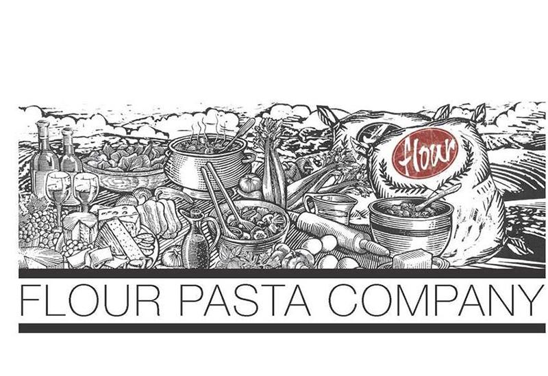 Flour Pasta Company Logo