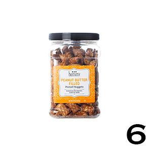 Heinen's Peanut Butter Pretzels