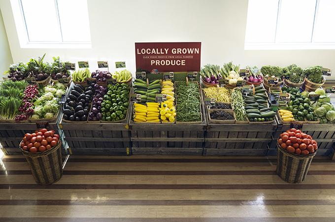 Heinen's local produce