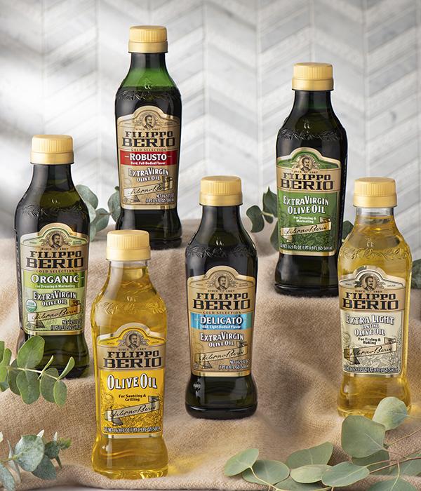 Filippo Berio Olive Oil Assortment
