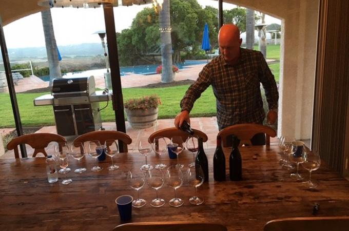 Latetia Wine Tasting and Winemaker