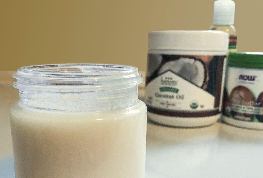 Heinen's Organic Coconut Oil - DIY Sunscreen