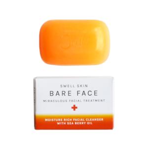 Swell Skin Bare Face Moisture Rich Facial Cleanser Bar