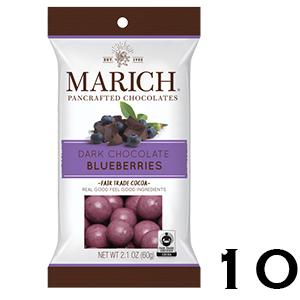 Marich Dark Chocolate Blueberries