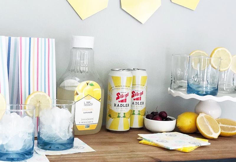 Heinen's Lemonade Shandy