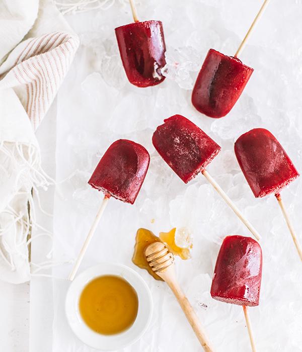 Plumocot Popsicles