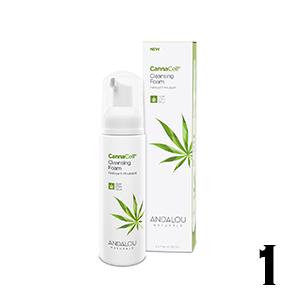 Andalou Naturals Cannacell Skincare