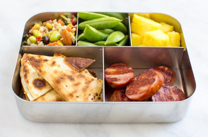 Meat Bento Box