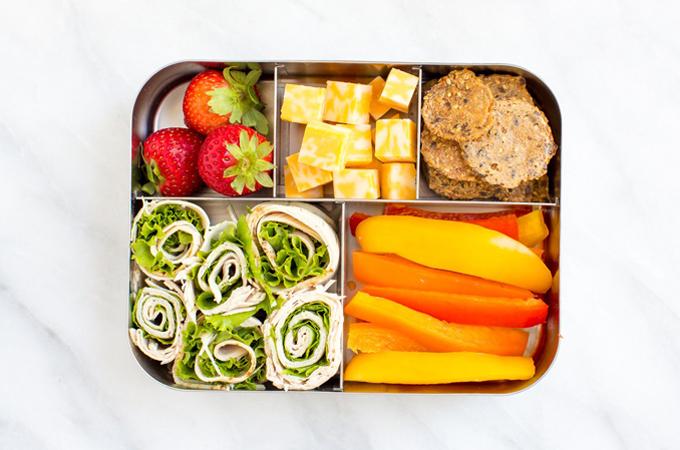 Gluten Free Bento Box