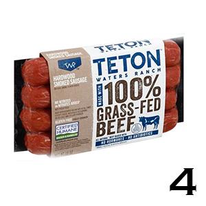 Teton Waters Ranch Hard Smoked Sausage
