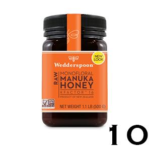 Wedderspoons Manuka Honey