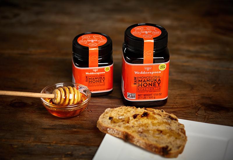 Wedderspoon Manuka Honey