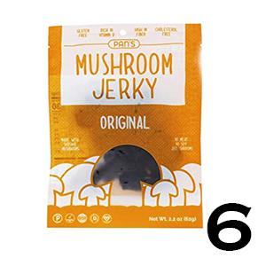 Pan's Mushroom Jerky - Original