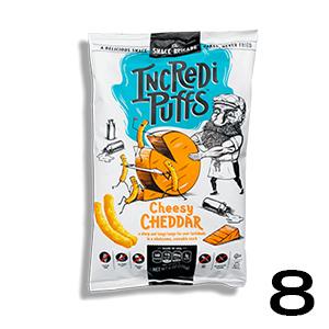 Cheesy Cheddar Incredipuffs