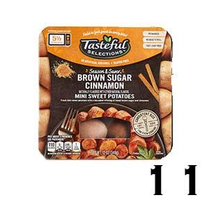 Tasteful Selections Brown Sugar Cinnamon Mini Sweet Potatoes