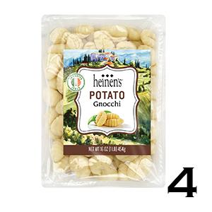 Package of Heinen's Potato Gnocchi