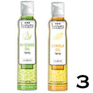 Heinen's Spray Oils, Avocado Oil and Canola Oil