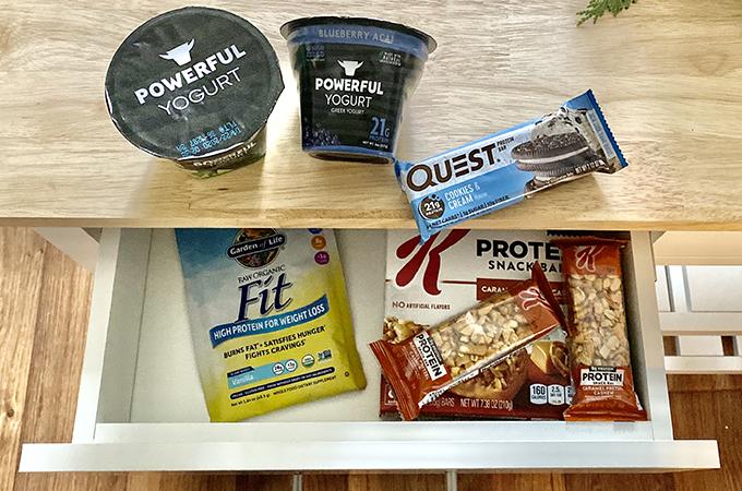 Protein-Rich Snacks