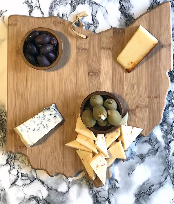 Local Cheese Board Step 3
