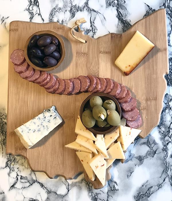 Local Cheese Board Step 4