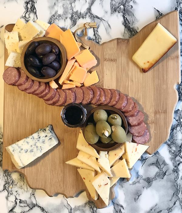 Local Cheese Board Step 5