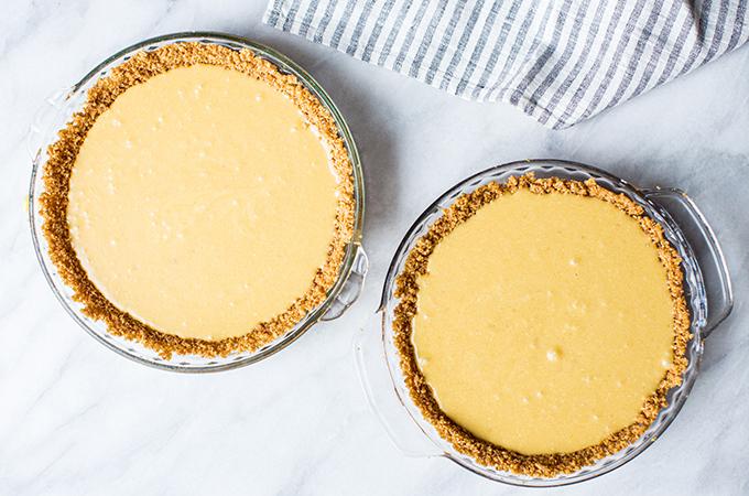 Milk Bar Breakfast Pie Not Baked