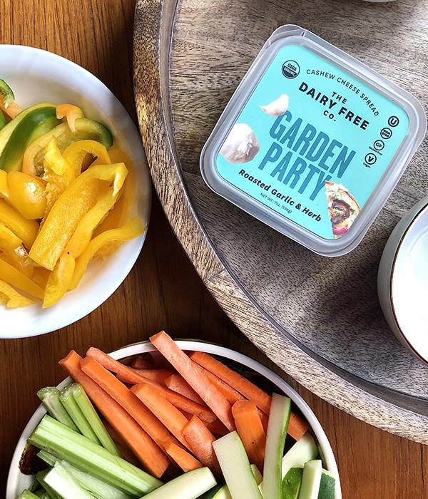 The Dairy Free Co. Garden Party Dip