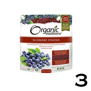 Organic Traditions Superfood Powders