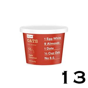 RX Bar AM oats
