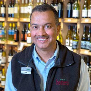 Rick Gonzalez, General Manager of Rocky River Heinen's