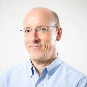 Paul O'Toole, Store Manager at Bainbridge Heinen's