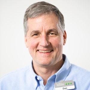 Dan Cannon, General Manager at Brecksville Heinen's