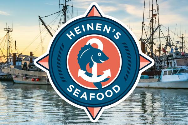 Heinen's seafood logo