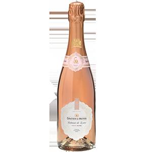Gratien & Meyer Crémant de Loire Brut-Rosé
