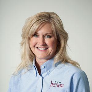 Christine Creagan, General Manager Bannockburn Heinen's