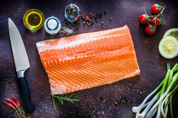 Heinen's overnight direct seafood program