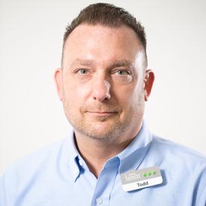 Todd Ogden, Heinen's General Manager