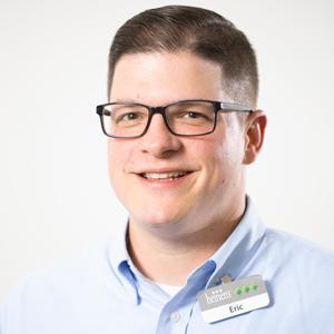 Eric LaMonica, Heinen's General Manager